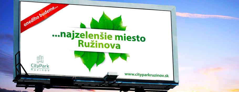 Metrostav bilboard City
